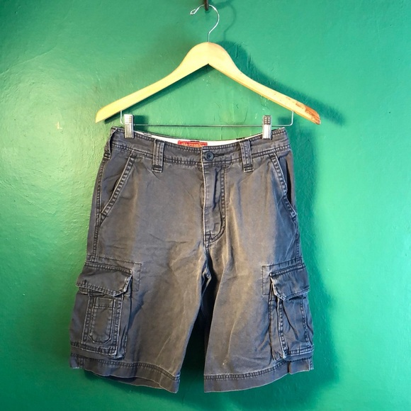 ea6086a254 Abercrombie & Fitch Bottoms | Abercrombie Fitch Cargo Shorts | Poshmark